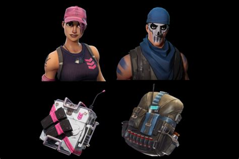 fortnite founders pack fortnite confirms exclusive skins for founder s pack