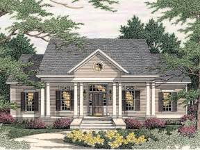 Colonial House Design Southern Colonial Floor Plans 171 Home Plans Home Design