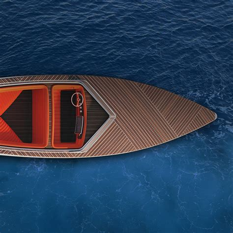 zebra electric boat zebra an electric boat with a classic look designed by