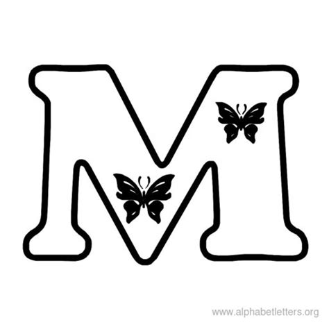 printable letters with butterflies download printable nature butterfly letter alphabets