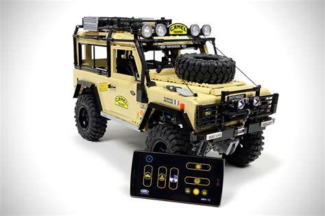 lego rc land rover defender  teknolsun