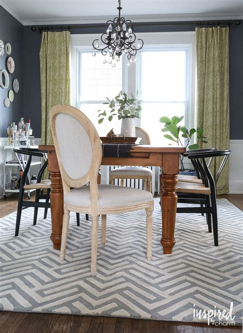 Small Dining Room Rug Ideas Furniture New Rug For The Dining Room Of Dining Room Rug