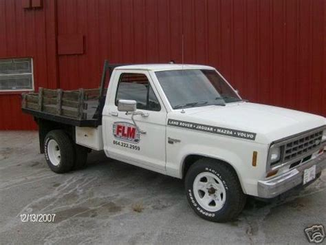 flatbed ford ranger ford ranger flatbed conversion autos post