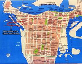 map of dubai and abu dhabi detailed road map of abu dhabi city abu dhabi city detailed road map vidiani maps of