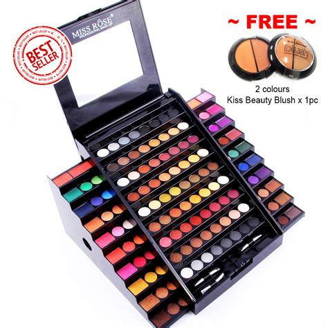 Professional Cosmetic Tablet Makeup Palette Terbaru 1 130 colors miss professional m end 12 22 2019 9 37 pm
