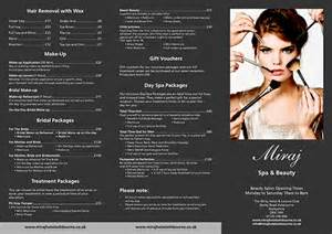 beauty parlour brochure template 35 free jpg psd