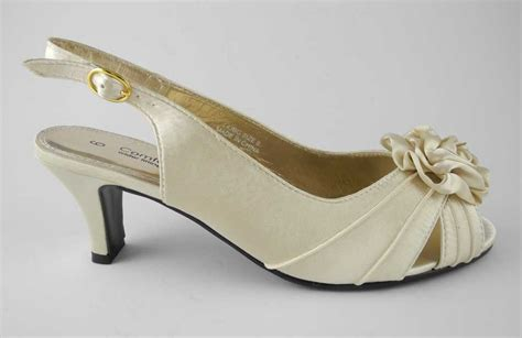 Hochzeitsschuhe Damen Creme by Bridal Shoes Low Heel 2015 Flats Wedges Pics In Pakistan