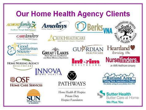 History Leading Home Care About Us Our Health Our Health Agency