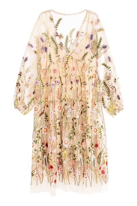 Promo Hm Floral Pastel Dress robe pastel 20 robes pastel pour le printemps