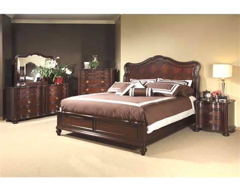 4 pc bedroom set fairmont designs 4 pc bedroom set wakefield fas7053set