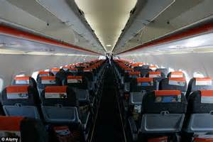 Easy Jet Cabin by Easyjet Travellers Summer Flight Chaos As Aircrew