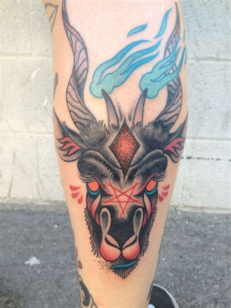 satanic goat tattoo 22 best images about moodboard 183 dismember on