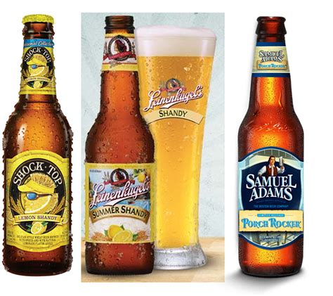 endless beers the summer shandy