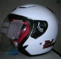 Kyt Dj Maru Solid By Aneka Helmet jual helm motor