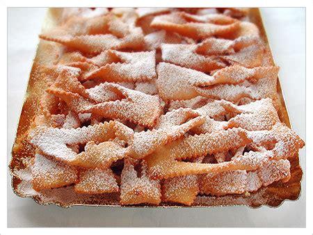 ricette mantovane tipiche ricette dolci tipici di carnevale le chiacchiere dolci