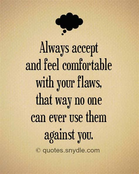 Feeling Comfortable With Yourself by Yourself Quotes And Sayings With Images Quotes And