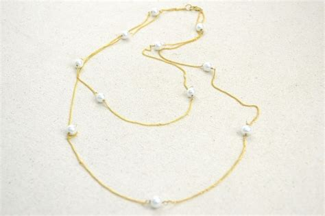 how to make jewelry out of wire wire jewelry design pearl necklace and