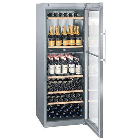 Liebherr Vinidor 2 Temperature Wine Cabinet Wtpes 5972