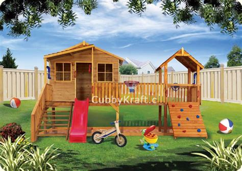 backyard cubby house harrys hideout cubby house playhouse playground equipment