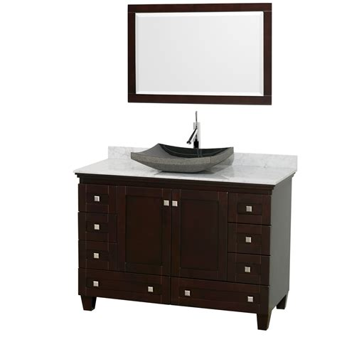48 In Vanity by Wyndham Collection Wcv800048sescmgs1m24 Acclaim 48 Inch