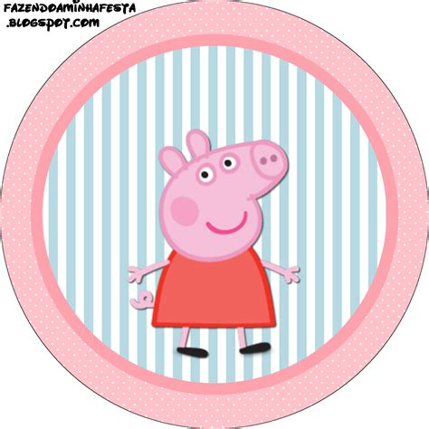 printable images of peppa pig peppa pig free printable labels and toppers oh my