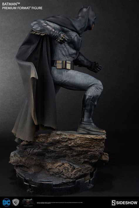 Sideshow Exclusive Bvs Premium Format Figure sideshow dc comics bvs of justice batman premium