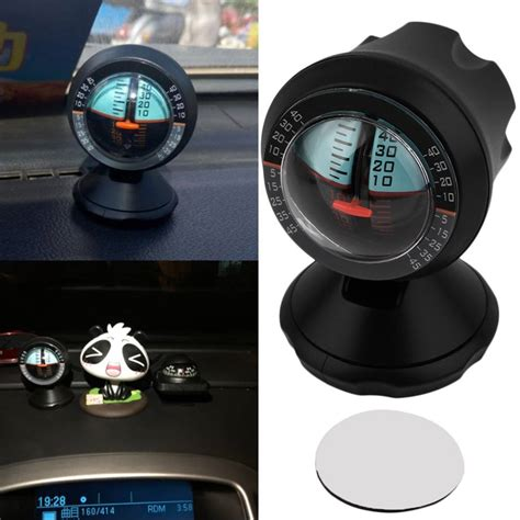 Car Angle Slope Gradient Meter Inclinometer Alat Ukur Kemiringan Mob car angle slope gradient meter inclinometer alat pengukur kemiringan mobil praktis