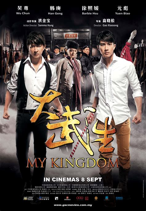 film cina really kool my kingdom 大武生 chinese movie review the