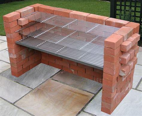 barbecue da casa costruire un barbecue professionale in muratura