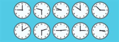 imagenes hora en ingles ingl 233 s para principiantes