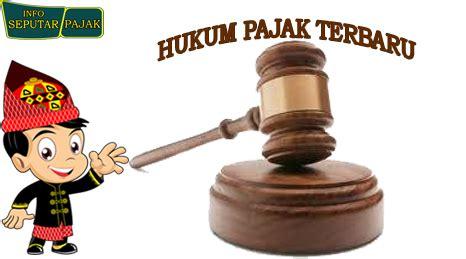 Hukum Pajak Indonesia buku hukum pajak suatu sketsa asas pdf seputar pajak