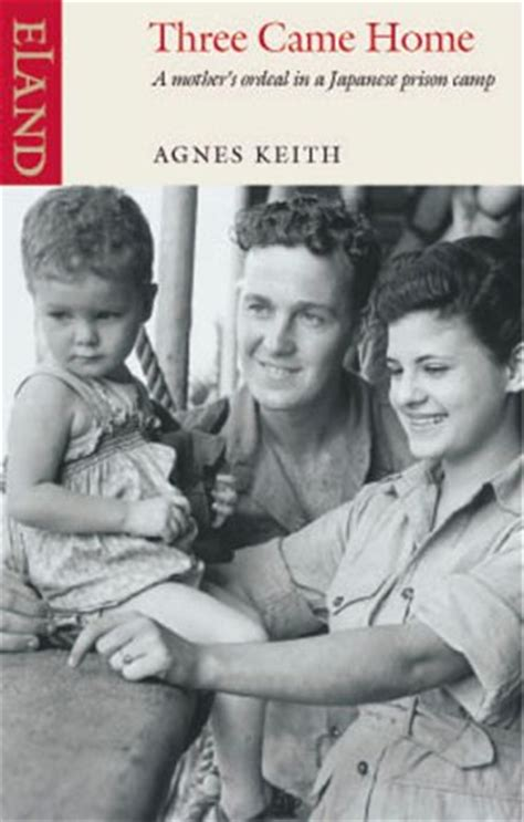 three came home by agnes newton keith reviews