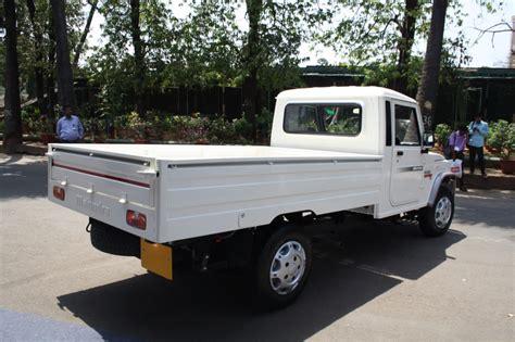 mahindra bolero mileage per litre mahindra bolero maxi truck plus launched at rs 4 33 lakhs