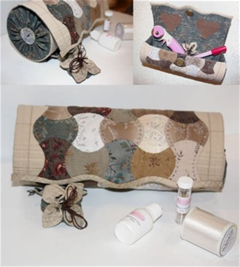 Patchwork With Busyfingers - paper piecing