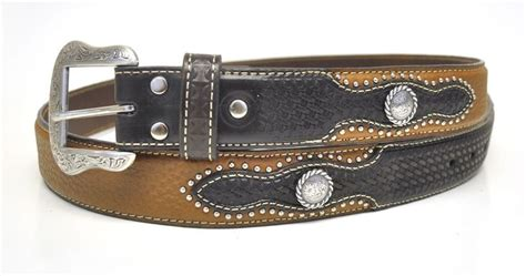 Gelang Kulit Genuine Leather Black Brown Wide D 183 17 best images about s western belts on is