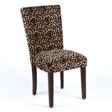 Print Parsons Chair Cheetah Parsons Chair Products Cheetah Print And Cheetahs