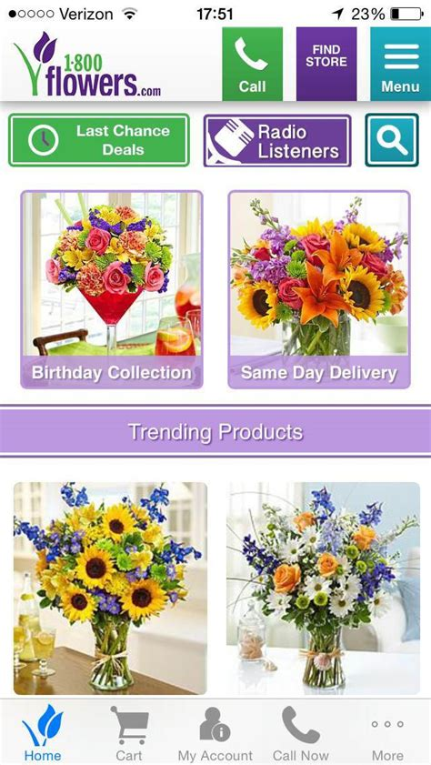 1-800-Flowers.com Alternatives and Similar Apps and ... 1 800 Flowers.com