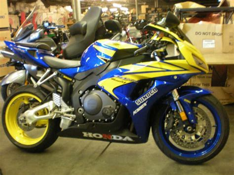 Buy 2006 Honda Cbr1000rr Cbr1000rr Sportbike On 2040 Motos