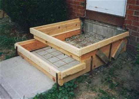 How To Build Concrete Stairs building concrete steps how to build concrete steps and stairs