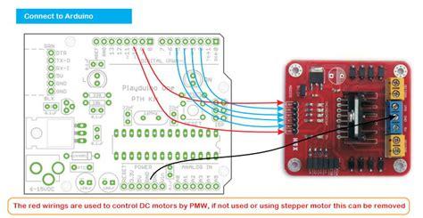 tutorial l298n arduino how to use a l298n dual h bridge with a microcontroller