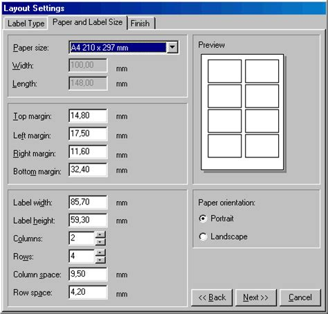 soarian layout manager preferences df3cb com bv version 7 qsl management and label printing