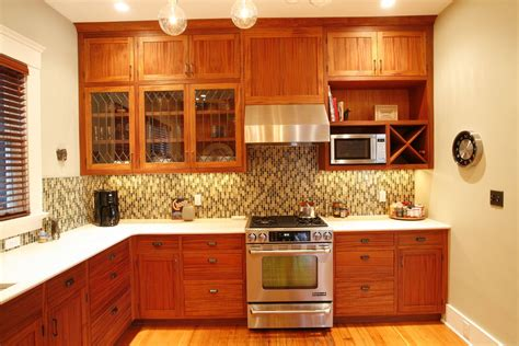 mahogany kitchen designs custom mahogany kitchen by woodworks custommade