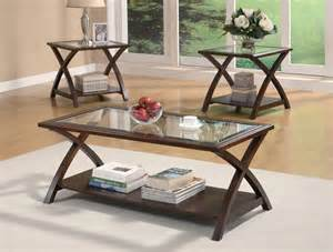 Coffee Table End Table Set Dreamfurniture 701527 Coffee Table And End Tables Set