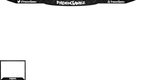 free twitch overlay template padergamez twitch overlay by krymepays on deviantart