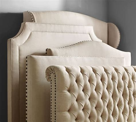 Best Fabric For Upholstered Headboard by Fabric King Size Headboards Great Lovable Size Fabric Headboard Best Headboard Ideas