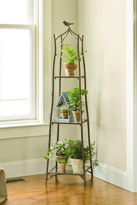 branch plant stand plant stands gardeners supply