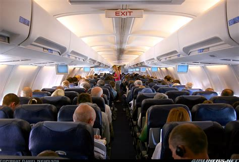 Thomson 757 Cabin by Boeing 757 28a Cook Airlines Aviation Photo