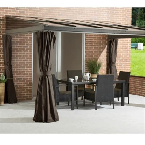 gazebo wall four seasons wall mounted bbq shelter wall mounted