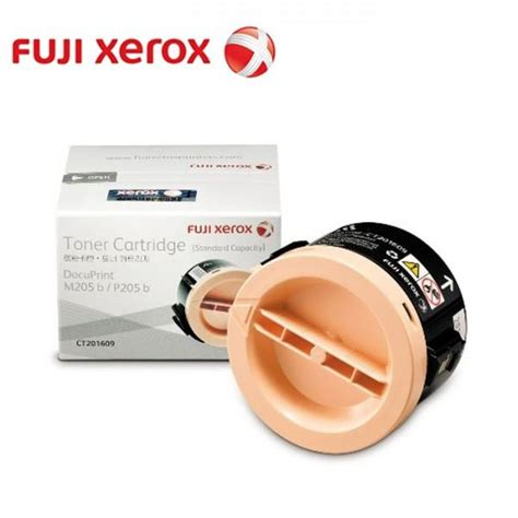 Tinta Xerox M 205 B Ct201609 fuji xerox toner cartridge standard capacity m205b m215b p205b p215b original distributor