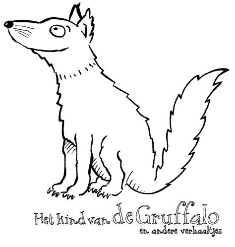 The Gruffalo Colouring Pages Free Coloring Pages Of Stickman Gruffalo by The Gruffalo Colouring Pages